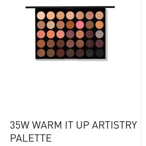 Morphe 35W palette, gently used